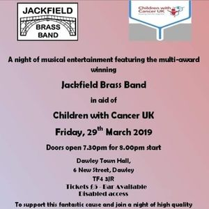 Charity Concert in aid of Children with Cancer UK