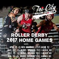 Tri-City Roller Derby Home Opener