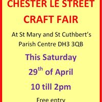 Chester le Street Craft Fair