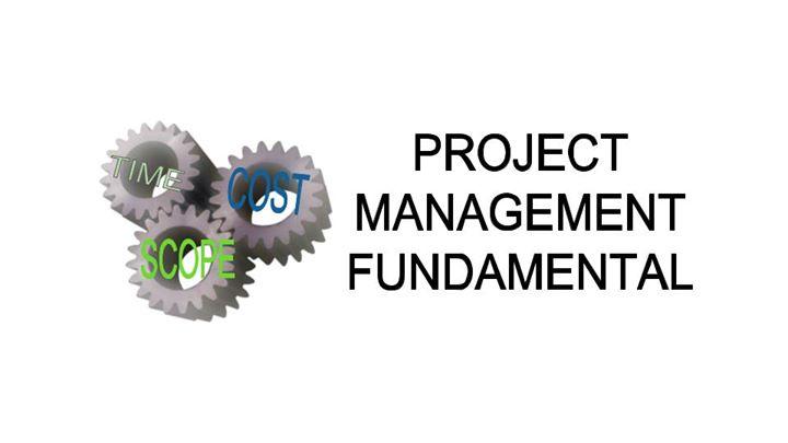 Project Management Fundamental Training