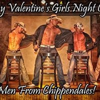 Tony Valentines GIRLS NIGHT OUT (formerly of the Chippendales)