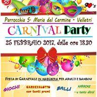 Carnival Party - Festa in Maschera