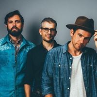The Steel Wheels at Canmore Folk Music Festival