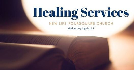 Healing Service - Believing God for a Miracle in Your Life at New