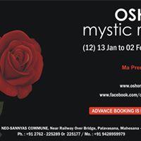 OSHO Mystic Rose (Group)