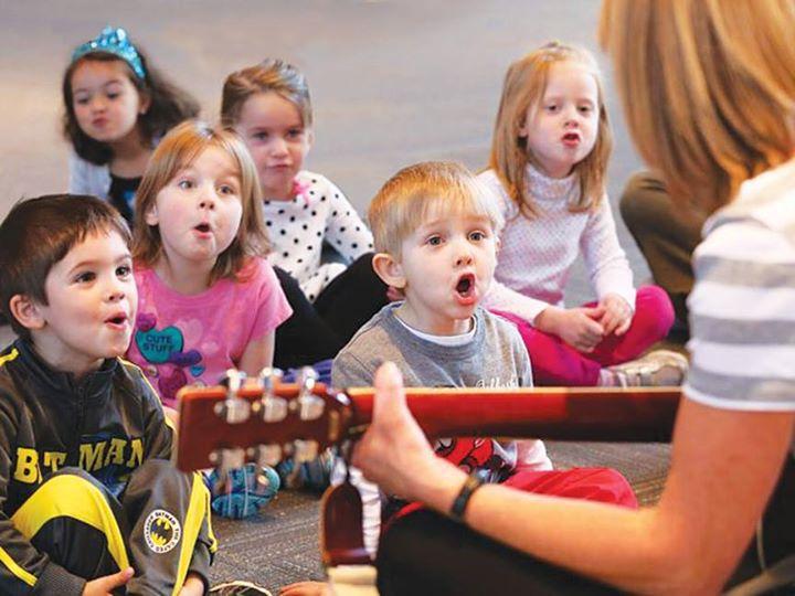 Image result for học cảm thụ âm nhạc cho bé