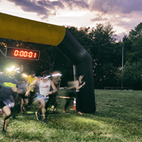 5K Night Trail Run Presented by CLIF