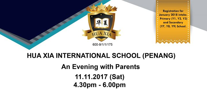 An Evening with Parents