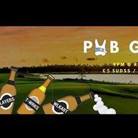SUDSS Pub Golf 2017