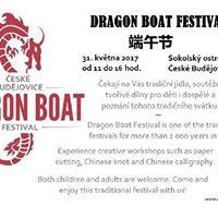 Dragon Boat Festival esk Budjovice