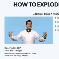 Sales Leadership Event - Free Training