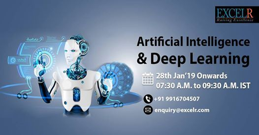 Artificial Intelligenc & Deep Learning