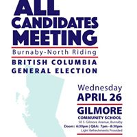 All Candidates Meeting