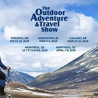 The Outdoor Adventure &amp Travel Show
