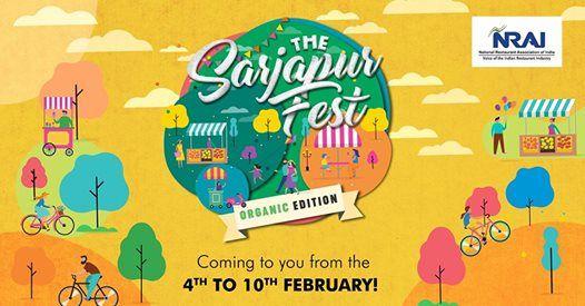 Sarjapur Fest - Organic Edition