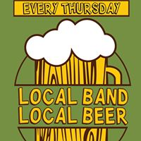 Local Band Local Beer w Lacy Jags Dim Delights Stevie