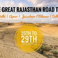 The Great Rajasthan Road Trip Delhi AjmerJaisalmerBikanerDelhi