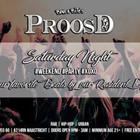 Saturday Night at ProosD