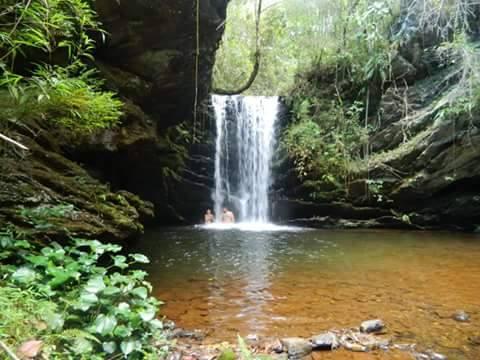 Travessia Serra da Gandarela Rio Acima-Andr do Mato Dentro