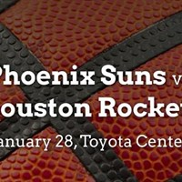 Phoenix Suns vs. Houston Rockets