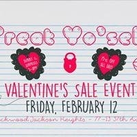 Treat Yoself Valentines Sale