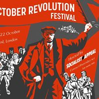 Revolution 2017 - a three day festival of Marxist ideas