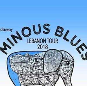 Minous Blues live at Now Beirut