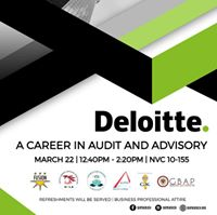 Deloitte Careers in Audit and Advisory