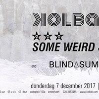 KOLBAK     SOME WEIRD SIN      BLIND SUMMIT in P60