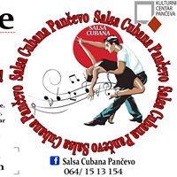 Salsa vee na platou ispred Kulturnog centra Paneva