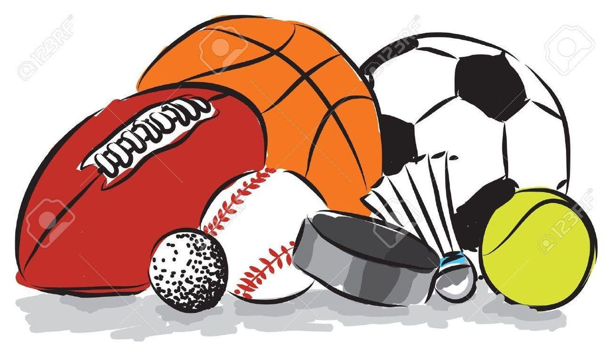 Dodgeball and Netball Sports afternoon