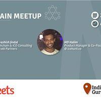 Blockchain Meetup-Gurgaon