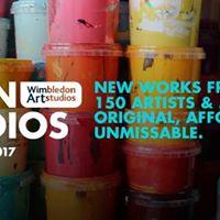 Wimbledon Art Studios - Open Studios May 2017