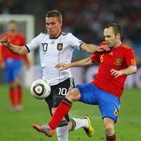 Germany Vs Spain - Friendly Game WC 2018