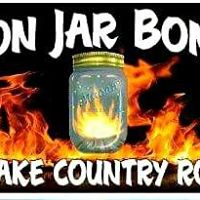 Mason Jar Bonfire  Greenville Town Commons July 4th Celebration