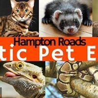 Hampton Roads Exotic Pet Expo