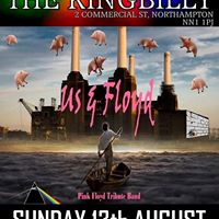 US &amp FLOYD at The Kingbilly