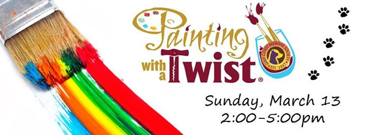 Paint Your Pet at Painting with a Twist | Fort Myers