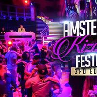 Amsterdam Kizomba Festival 2017 - 3rd Edition - Official event