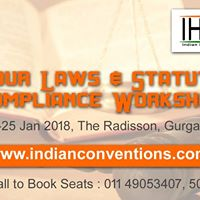 Labour Laws &amp Statutory Compliance Workshop [2 Day]