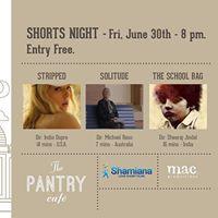 Short Films Night