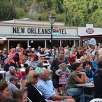 Arrowtown Welcome Party hosted by the New Orleans