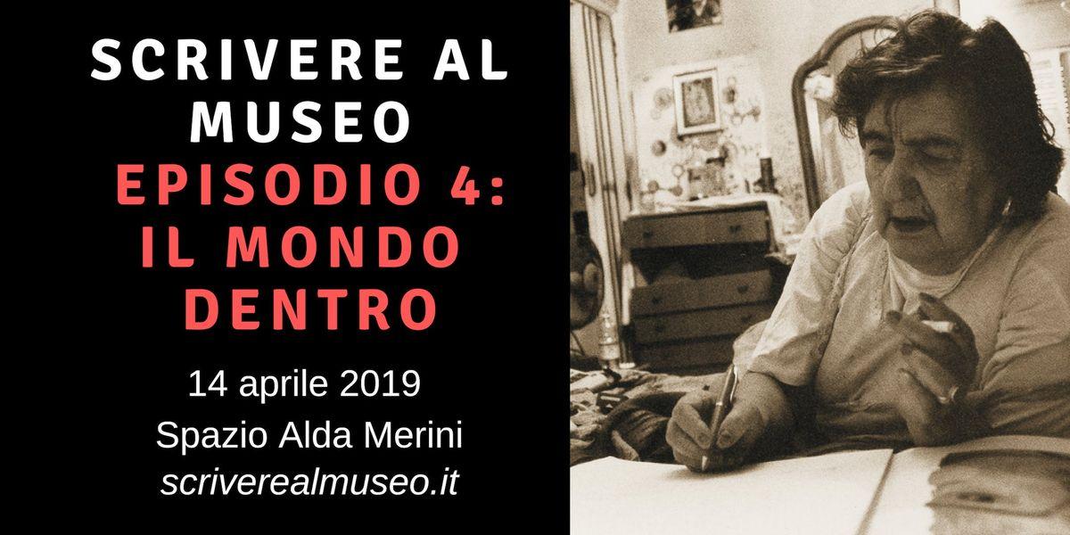Workshop di scrittura creativa allo Spazio Alda Merini