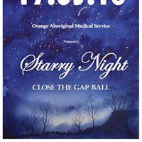 OAMS Starry Night Closing the Gap Ball