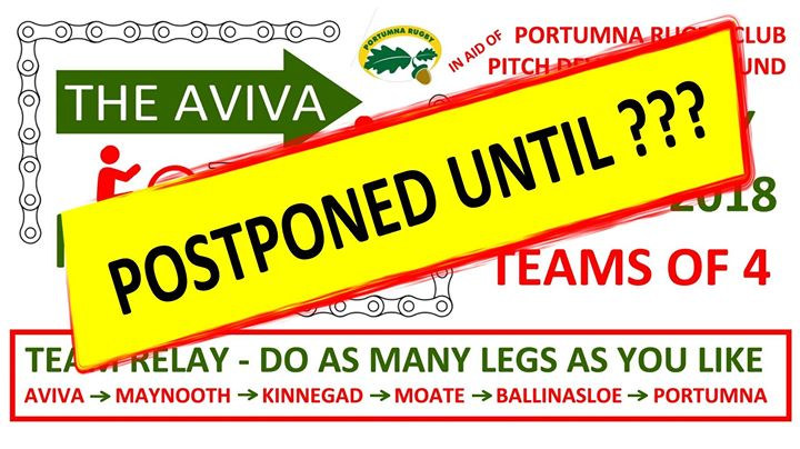 The Aviva to Portumna Cycle