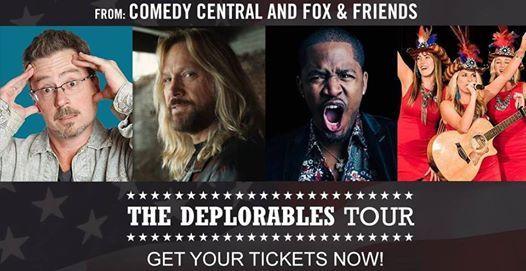 POSTPONED The Deplorables Tour - Make America Laugh Again