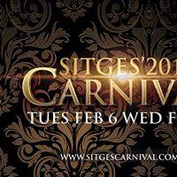 Sitges Carnival - Carnaval de Sitges 2018