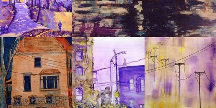 Re-imagining Pittsburgh Workshop Watertower in Garfield