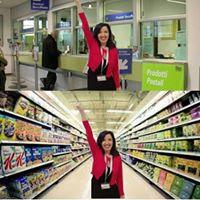 Farsi accompagnare dal team di Katia in posta e al supermercato