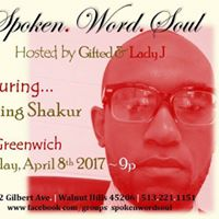 Spoken.Word.Soul presents King Shakur